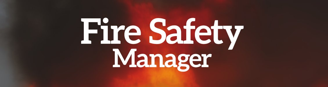 Fire Safety Manager opleiding