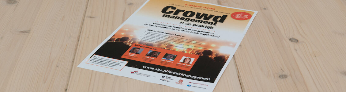 Crowd management in de praktijk